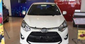 Bán Toyota Wigo 1.2G AT sản xuất năm 2019, màu trắng, nhập khẩu  giá 405 triệu tại Hà Nội