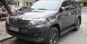 Bán Toyota Fortuner đời 2014, màu xám ít sử dụng, giá 759tr giá 759 triệu tại Hà Nội