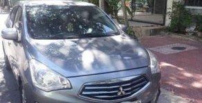 Bán Mitsubishi Attrage CVT đời 2016, màu xám, nhập khẩu nguyên chiếc, giá chỉ 390 triệu giá 390 triệu tại Tp.HCM
