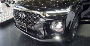 Cần bán xe Hyundai Santa Fe năm sản xuất 2019, màu đen, 975 triệu giá 975 triệu tại Tp.HCM
