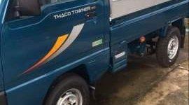 Bán xe tải nhẹ máy xăng Thaco Towner 800 2018, màu xanh lam giá 174 triệu tại Khánh Hòa