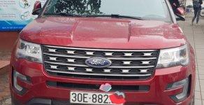 Cần bán xe Ford Explorer 2.3 AT năm sản xuất 2017, màu đỏ giá 2 tỷ 40 tr tại Hà Nội