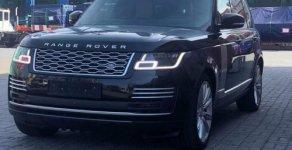 Bán ô tô LandRover Range Rover đời 2018, màu đen giá 13 tỷ 800 tr tại Hà Nội