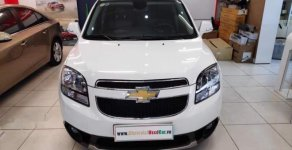 Bán xe Chevrolet Orlando 2017, màu trắng, giá chỉ 595 triệu giá 595 triệu tại Tp.HCM
