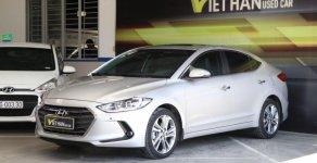 Bán xe Hyundai Elantra GLS 2.0AT đời 2017, màu bạc giá 638 triệu tại Tp.HCM