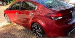 Bán Kia Cerato 1.6AT năm sản xuất 2018, màu đỏ, giá 625tr giá 625 triệu tại Hà Nội