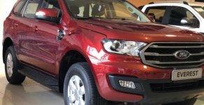 Bán Ford Everest đời 2019, màu đỏ, xe nhập giá 1 tỷ 12 tr tại Tp.HCM