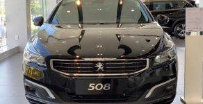 Bán Peugeot 508 đời 2015, màu đen, xe nhập giá 1 tỷ 190 tr tại Tp.HCM