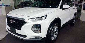 Bán ô tô Hyundai Santa Fe sản xuất năm 2019, màu trắng giá 1 tỷ 60 tr tại Tp.HCM