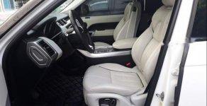 Bán LandRover Range Rover HSE sản xuất 2015, màu trắng, nhập khẩu giá 4 tỷ 390 tr tại Hà Nội