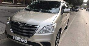Bán ô tô Toyota Innova E đời 2015 chính chủ giá 5 triệu tại Hà Nội