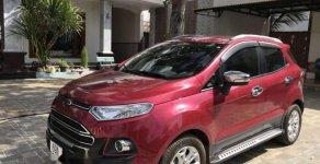 Cần bán xe Ford EcoSport 2016, màu đỏ, giá chỉ 515 triệu giá 515 triệu tại Đắk Lắk