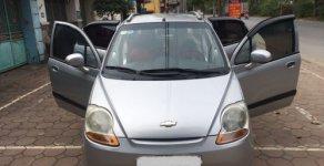 Chính chủ bán Chevrolet Spark 0.8 MT đời 2009, màu bạc giá 122 triệu tại Hà Nội