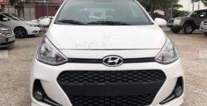Cần bán Hyundai Grand i10 1.0MT sản xuất 2017, màu trắng giá 295 triệu tại Bắc Giang
