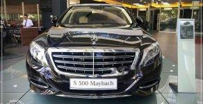 Bán Mercedes S500 2017, màu đen, xe nhập giá 10 tỷ 799 tr tại Tp.HCM