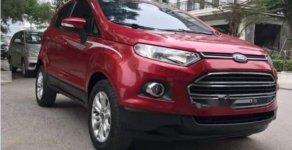 Cần bán lại xe Ford EcoSport 1.5 AT đời 2016, màu đỏ, giá chỉ 580 triệu giá 580 triệu tại Hà Nội
