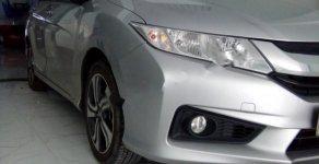 Cần bán lại xe Honda City năm 2016, màu bạc xe gia đình giá 520 triệu tại Bình Dương