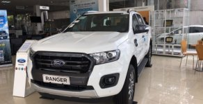 Cần bán xe Ford Ranger 2.0 AT sản xuất 2019, màu trắng giá 853 triệu tại Bắc Giang