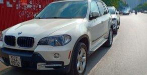Cần bán BMW X5 3.0 AT sản xuất 2007, màu trắng, xe nhập giá 585 triệu tại Hà Nội