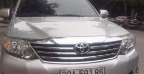Cần bán Toyota Fortuner AT 2015, màu bạc xe gia đình giá cạnh tranh giá 780 triệu tại Hà Nội