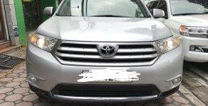 Bán xe Toyota Highlander 2.7 LE Đời 2011, màu bạc, nhập khẩu Mỹ giá 950 triệu tại Hà Nội