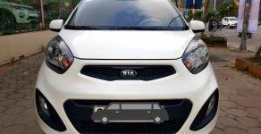 Cần bán xe Kia Morning 1.0 AT sản xuất 2014, màu trắng, giá 275tr giá 275 triệu tại Hà Nội