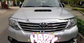 Bán xe Toyota Fortuner 2.5MT đời 2014, màu bạc, nhập khẩu  giá 815 triệu tại Tp.HCM