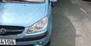 Bán xe Hyundai Getz 1.1 MT đời 2010, màu xanh lam giá 255 triệu tại Hà Nội