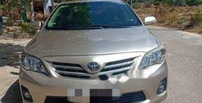 Cần bán Toyota Corolla Altis 1.8AT năm sản xuất 2012, màu vàng giá 549 triệu tại Bình Dương