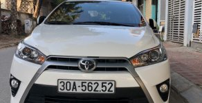Bán Toyota Yaris 1.3 AT năm 2015, màu trắng  giá 570 triệu tại Hà Nội
