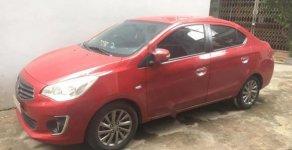Cần bán xe Mitsubishi Attrage 1.2 AT đời 2015, màu đỏ, nhập khẩu nguyên chiếc giá 388 triệu tại Bắc Giang