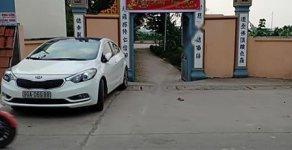 Bán Kia K3 1.6 MT sản xuất năm 2014, màu trắng  giá 410 triệu tại Bắc Giang
