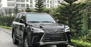 Bán ô tô Lexus LX năm sản xuất 2015, màu đen, nhập Trung Đông giá 6 tỷ 930 tr tại Hà Nội