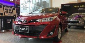 Bán xe Toyota Vios 2019 số tự động, thanh toán 180tr nhận xe ngay, ưu đãi đặc biệt, quà tặng hấp dẫn giá 547 triệu tại Tp.HCM