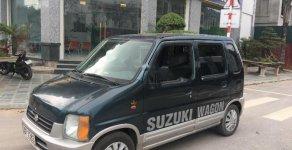 Cần bán xe Suzuki Wagon R đời 2006, màu xanh lam, giá 110tr giá 110 triệu tại Hà Nội