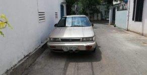 Bán Nissan Stanza sản xuất năm 1993, màu vàng, xe nhập, số sàn giá cạnh tranh giá 86 triệu tại BR-Vũng Tàu