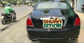 Bán xe Rolls-Royce Ghost đăng ký lần đầu 2011, màu đen nhập khẩu giá 13 tỷ 800 tr tại Tp.HCM