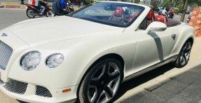 Cần bán xe Bentley Continental năm 2015, màu trắng nhập giá 11 tỷ 800 tr tại Tp.HCM