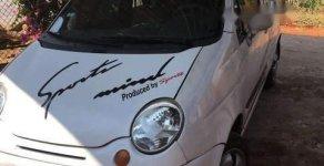 Bán ô tô Chevrolet Matiz đời 2004, màu trắng, nhập khẩu giá 65 triệu tại Bình Dương
