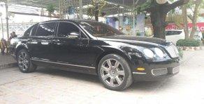 Cần bán xe Bentley Continental Flying Spur 2006, màu đen, nhập khẩu nguyên chiếc giá 2 tỷ 280 tr tại Hà Nội