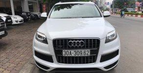 Bán xe Audi Q7 ĐK lần đầu 2014 trắng giá 1 tỷ 950 tr tại Hà Nội