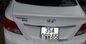 Bán Hyundai Accent 2016, màu trắng, nhập khẩu nguyên chiếc chính chủ giá 500 triệu tại Ninh Bình