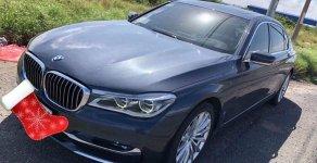 Cần bán xe BMW 7 Series 740i đời 2017, màu xám, nhập khẩu giá 3 tỷ 550 tr tại Hà Nội