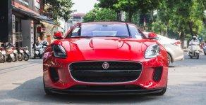 Cần bán Jaguar F Type đời 2018, màu đỏ, nhập khẩu nguyên chiếc giá 6 tỷ 500 tr tại Hà Nội