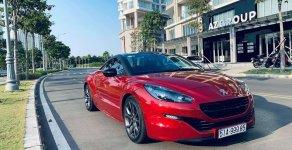 Bán ô tô Peugeot RCZ đời 2014, màu đỏ, nhập khẩu giá 1 tỷ 200 tr tại Hà Nội