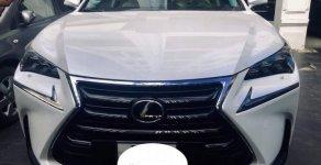 Bán xe Lexus NX 200T sản xuất 2015, màu trắng, nhập khẩu   giá 2 tỷ 185 tr tại Tp.HCM