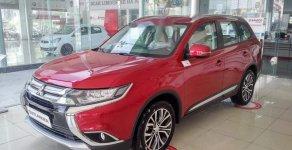 Bán Mitsubishi Outlander đời 2019, màu đỏ, xe mới 100% giá 808 triệu tại Đà Nẵng