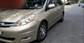 Bán xe Toyota Sienna Limited sản xuất 2008, màu vàng cát, nội thất màu kem giá 750 triệu tại Tp.HCM