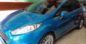 Cần bán gấp Ford Fiesta 1.5AT năm 2016, màu xanh lam ít sử dụng, giá tốt giá 465 triệu tại Tp.HCM