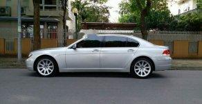 Bán xe BMW 7 Series 2006, màu bạc, nhập khẩu giá 690 triệu tại Hà Nội